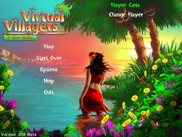 Virtual Villagers Screenshot 2