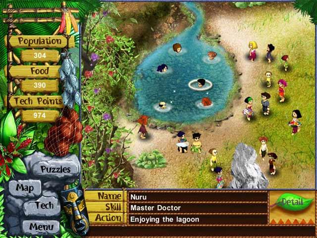 Virtual Villagers Screenshot 4