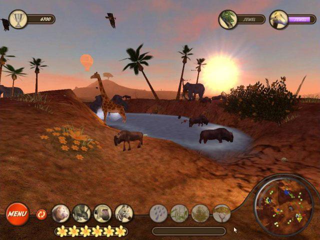 Wildlife Tycoon: Venture Africa Screenshot 1
