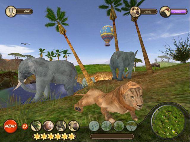 Wildlife Tycoon: Venture Africa Screenshot 4