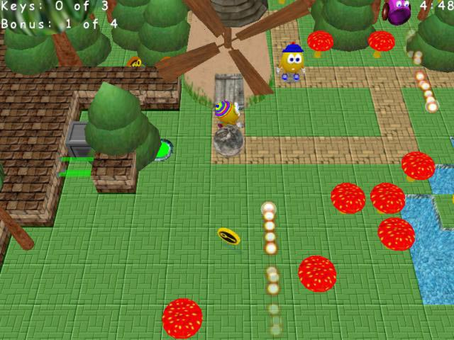 Wonderland Secret Worlds Screenshot 3
