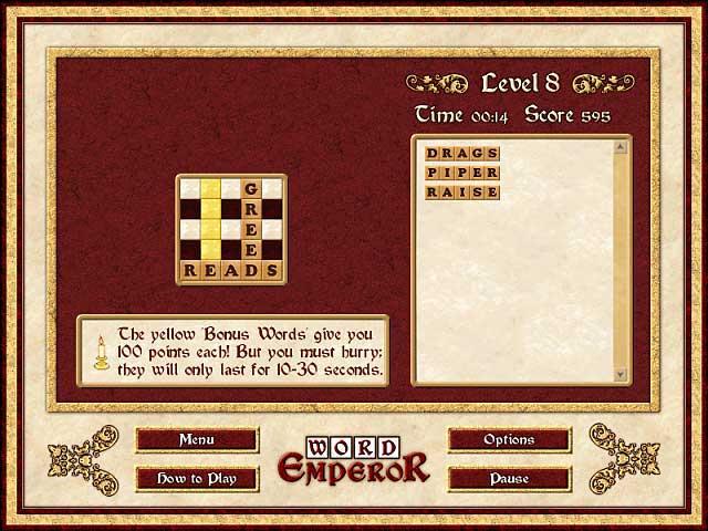 Word Emperor Screenshot 3