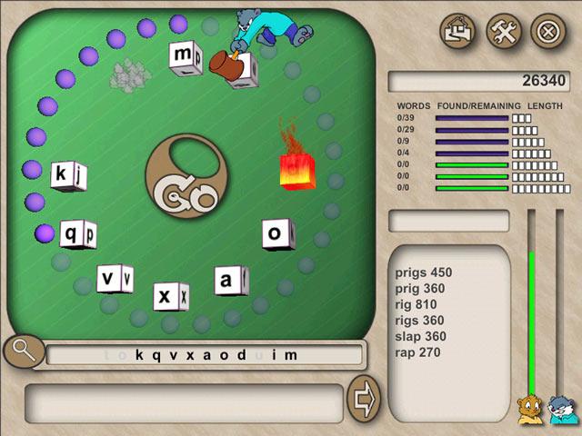 Word Whacky Screenshot 1