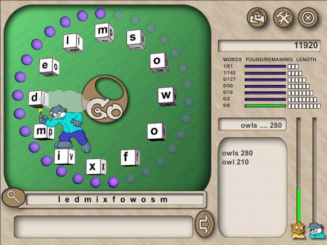 Word Whacky Screenshot 3