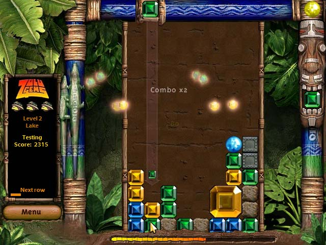 Zulu Gems Screenshot 3